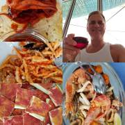 gaidaphotos, Essen, Pizza, Shrimp, Zum Wohl