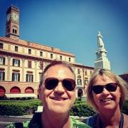 Adria, Italien, Forli, gaidaphotos, selfie