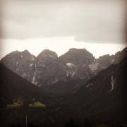 Alpen, Berge