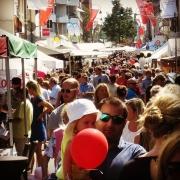 Rodenkirchen, Köln, Straßenfest, Hauptstraße