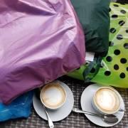 Riccione, Shopping, Kaffee, Cappuccino
