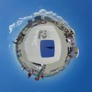 Riccione, Strand, Adria, Little Planet
