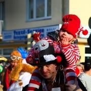 Rodenkirchen, Köln, Karneval, Kind