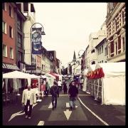 Köln, Köln-Rodenkirchen, Straßenfest