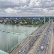 Köln-Rodenkirchen, A4, Autobahnbrücke,