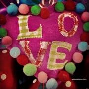 Herz, Liebe, pink