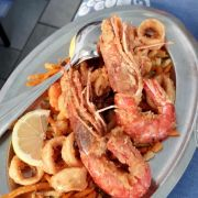 Riccione, Essen, Shrimp, lecker