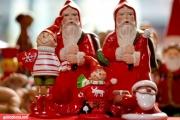 Weihnachtsmänner, Weihnachtswichtel