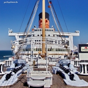 Queen Mary, Schiff, Atlantik