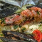 Nahrung, Essen, Shrimp