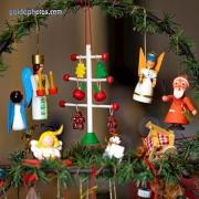 Engel, Weihnachtsmann, Santa Claus, Nikolaus, Weihnachtsdekoration, Weihnachtsornament