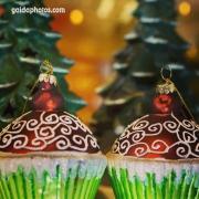 Weihnachtskugel, Weihnachtsdekoration, Weihnachtsornament