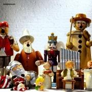 Weihnachten, Nussknacker, Engel, Weihnachtsmann
