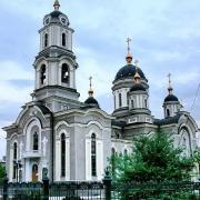 Ukraine, Donbass, Donetzk, Gebäude, Architektur, Kirche, orthodox