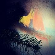 Schatten, Weihnachtsbaum, Tannenbaum, Christbaum