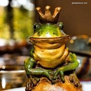 Frosch, Froschkönig