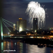 Feuerwerk, Köln