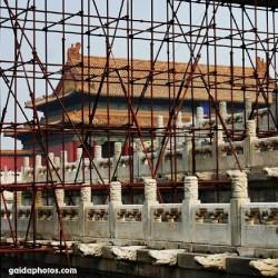 China, Peking, verbotene Stadt, Architektur, Gebäude, Schloss