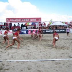 Riccione, Adria, Meer, Strand, Urlaub, Volleyball