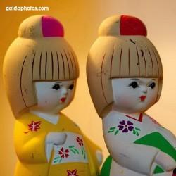 Japan, Puppe