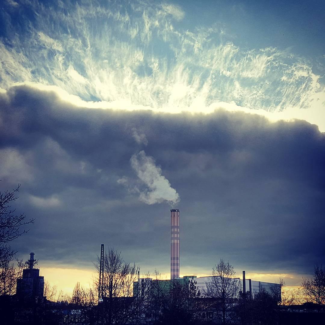 Himmel über Bonn